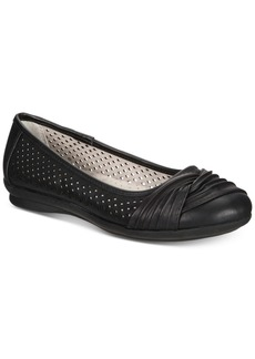 Cliffs by White Mountain Harlyn Perforated Flats Women's Shoes