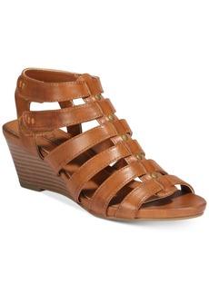 Cliffs By White Mountain Vivaldi Gladiator Wedge Sandals Women's Shoes