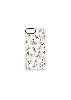 White Floral iPhone 6/7/8 Plus Case