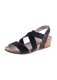 "White Mountain ""Carlisa"" Wedge Sandals"