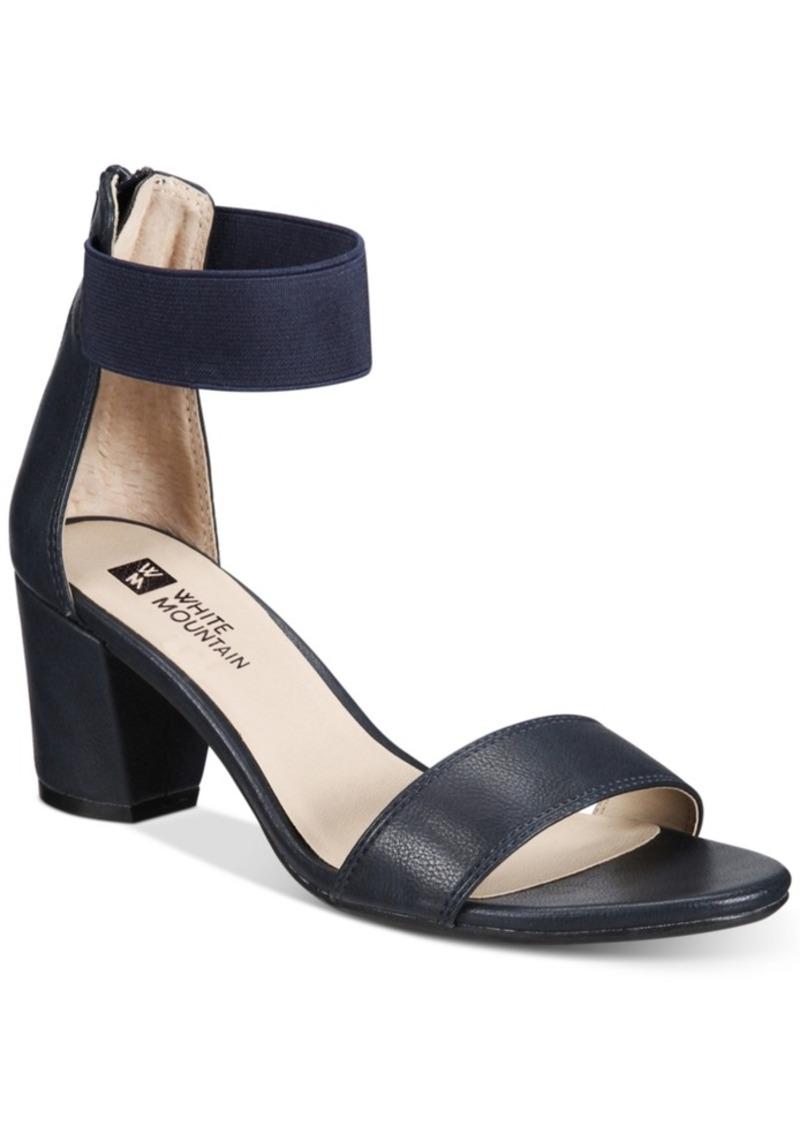 Macy S White Mountain Shoes
