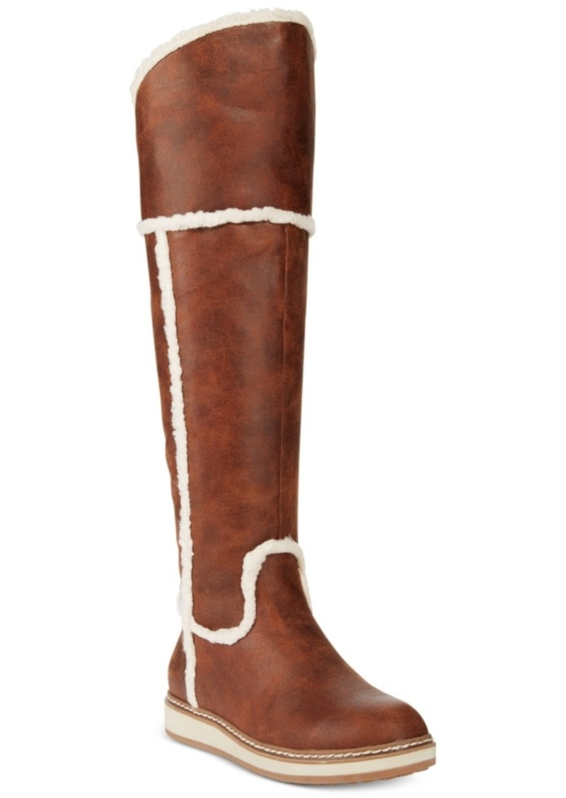 White Mountain Tomi Over-The-Knee Cold-Weather Boots Women's Shoes