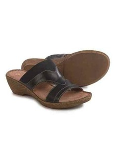 White Mountain Verna Sandals - Leather (For Women)