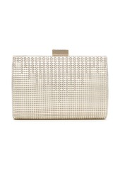 Whiting & Davis Crystal Drip Clutch