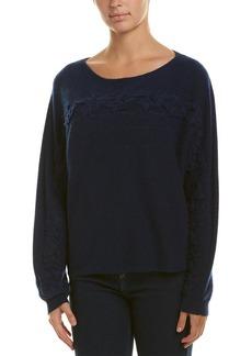 White + Warren Dolman Cashmere Sweater