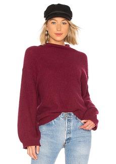 White + Warren Standneck Sweater