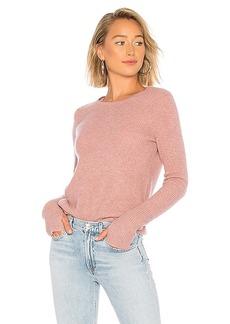 White + Warren Thermal Crewneck Sweater