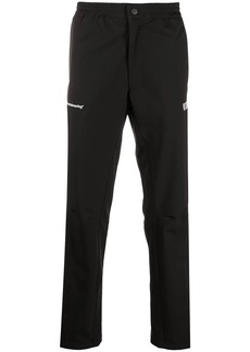 White Mountaineering x Colmar AGE straight-leg trousers