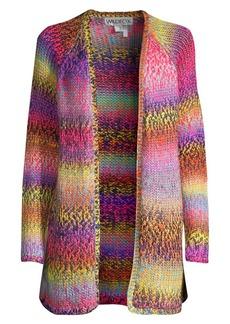 Wildfox Aspen Iridescent Knit Cardigan