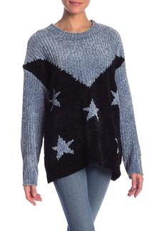 Wildfox Astral Splendor Chenille Knit Sweater