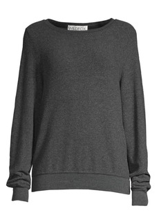 Wildfox Basic Crewneck Sweatshirt