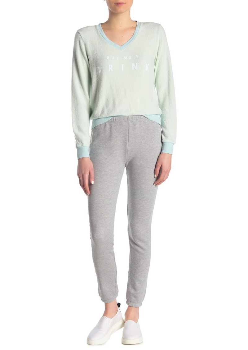 Wildfox Bridesmaid Knox Sweatpants