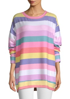 Wildfox Castaway Stripe Roadtrip Sweatshirt