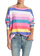 Wildfox Castaway Striped Sweater