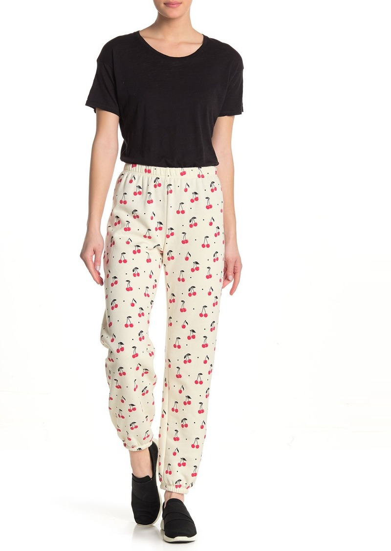 Wildfox Cherry Oh Baby Sweatpants