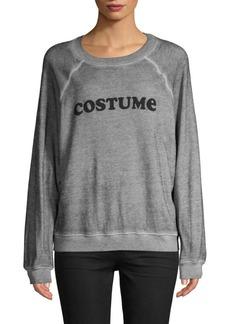 Wildfox Costume Sweatshirt