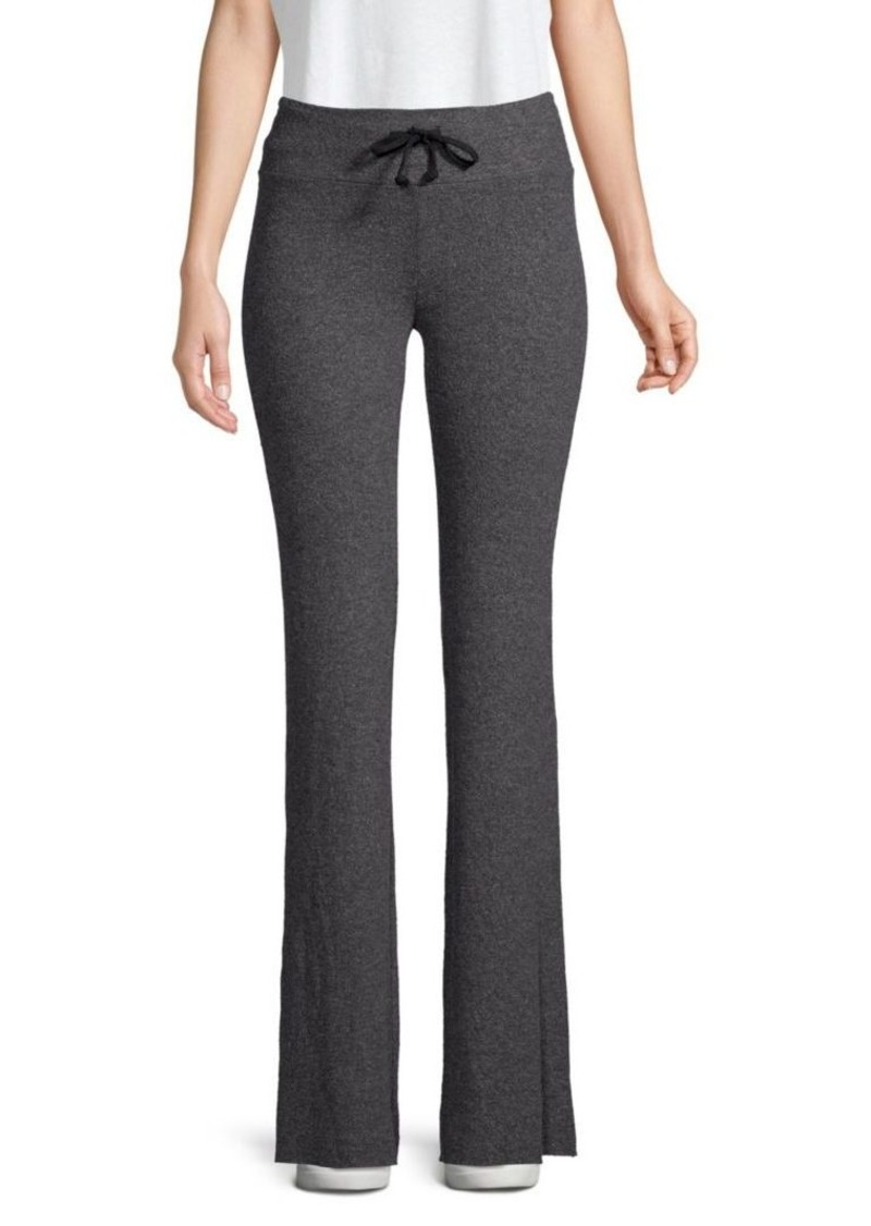 Wildfox BBJ Slim-Fit Flare Pants