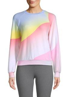 Wildfox Galactic Jersey Sweatshirt