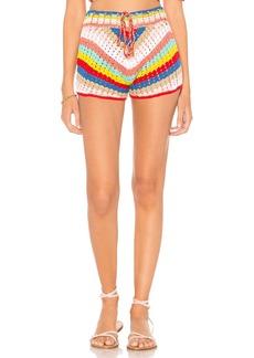 Wildfox Gigi Crochet Short