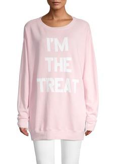 Wildfox I'm The Treat Sweatshirt