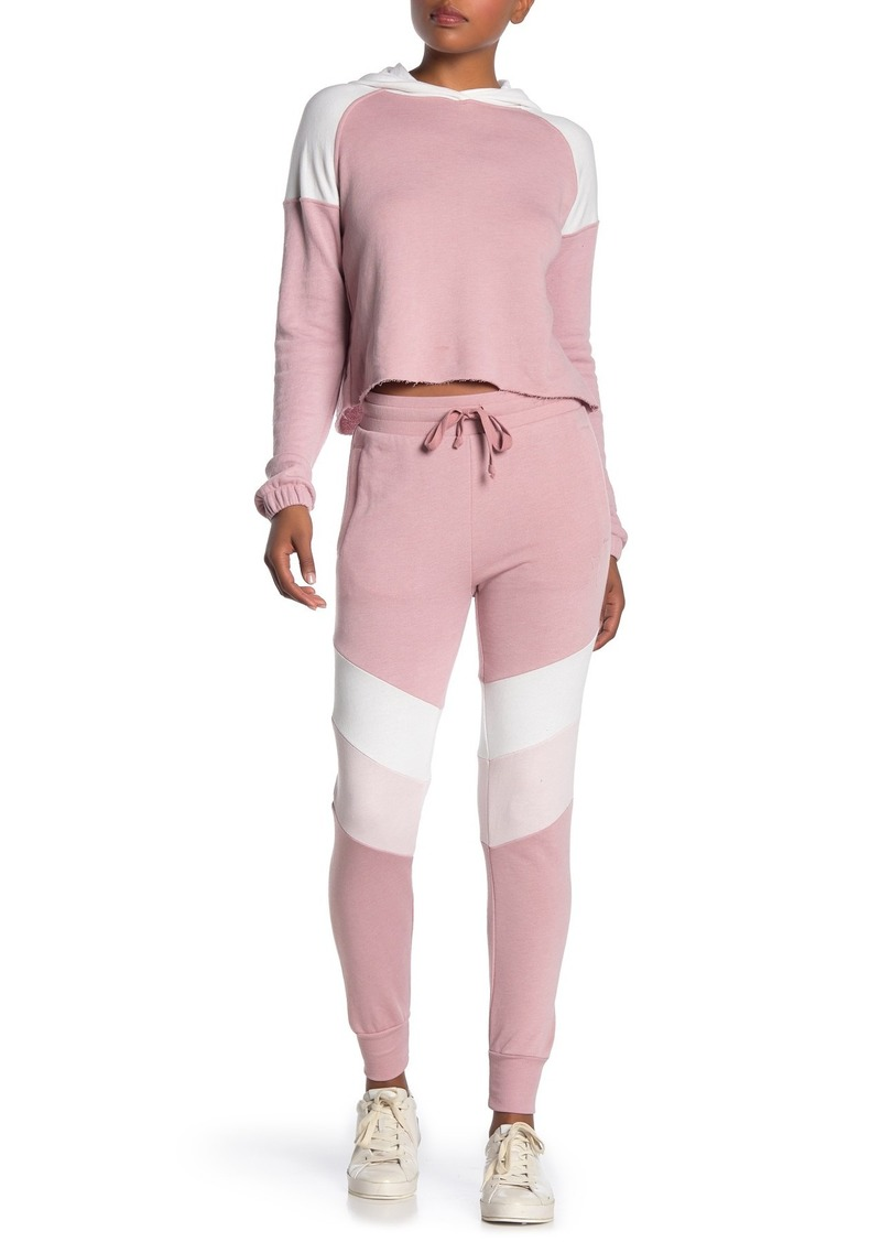 Wildfox Jane Colorblock Jogger
