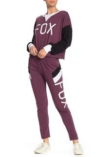 Wildfox Knox Fox Sport Pants