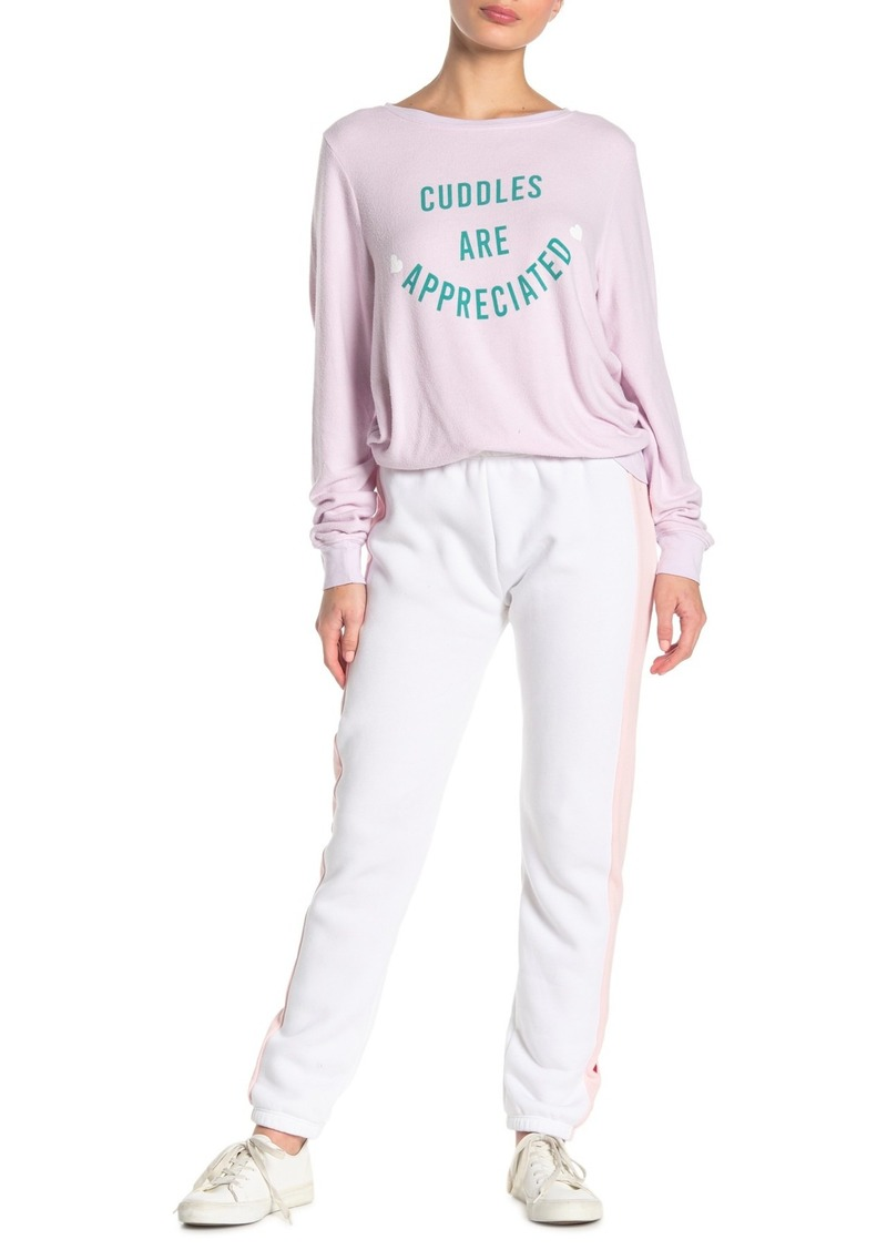 Wildfox Love Track Pants