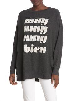 Wildfox Muy Bien Sweatshirt
