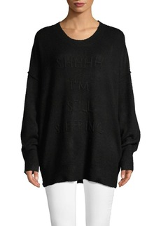 Wildfox Omen Still Sleeping Sweater