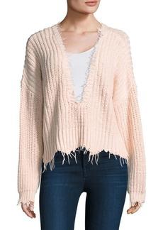 Wildfox Palmetto Reversible Sweater