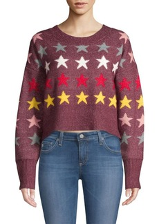 Wildfox Rainbow Star Sweater