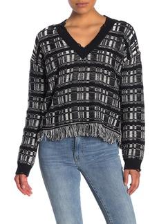 Wildfox Reece Ritzy Knit Sweater