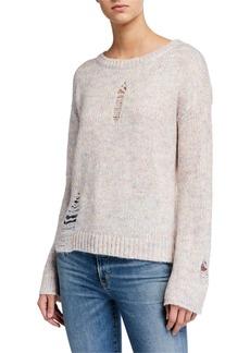 Wildfox Skye Destructed Sweater