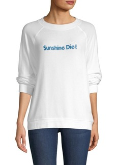 Wildfox Sunshine Diet Sweatshirt