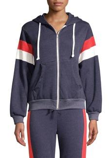 Wildfox Varsity Stripe Hoodie