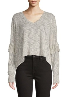 Wildfox Wesley Heathered Sweater