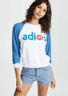 Wildfox Adios Junior Sweatshirt