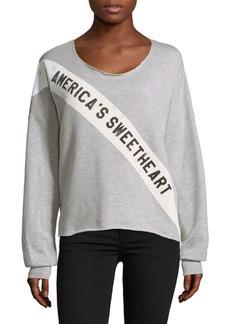 Wildfox America's Sweetheart Sweater
