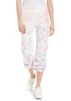 Wildfox Aura Tie Dye Easy Sweatpants