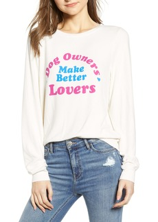 Wildfox Baggy Beach Jumper - Better Lovers Pullover