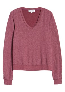 Wildfox Baggy Beach V-Neck Top