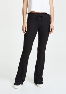Wildfox Basic Flare Sweatpants