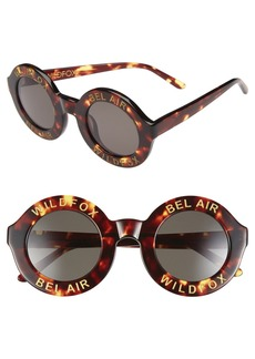 Wildfox 'Bel Air' 44mm Sunglasses