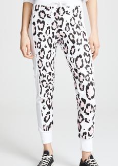 Wildfox Blush Leopard Sweats