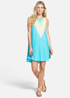 Wildfox 'Cassidy Sea' Sleeveless Tunic Dress
