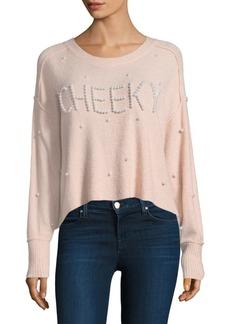 Wildfox Cheeky Pearl Cherie Sweater