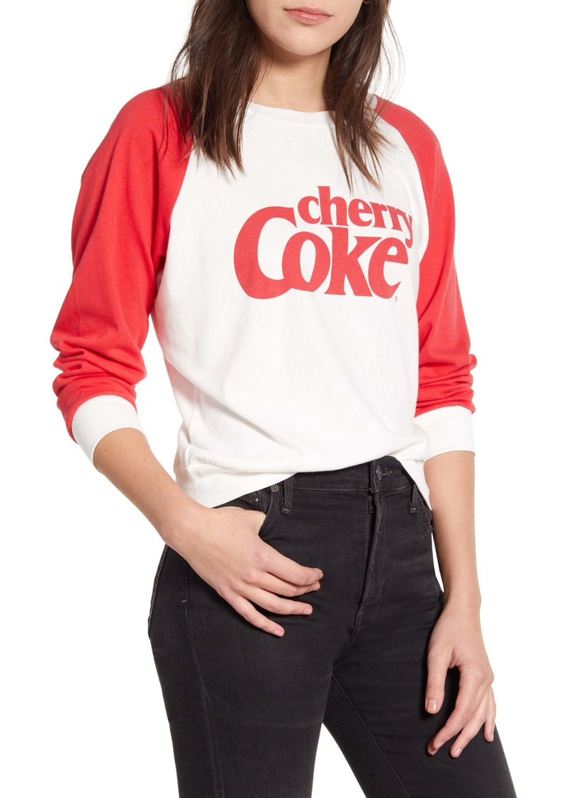 Wildfox Cherry Coke Fiona Tee