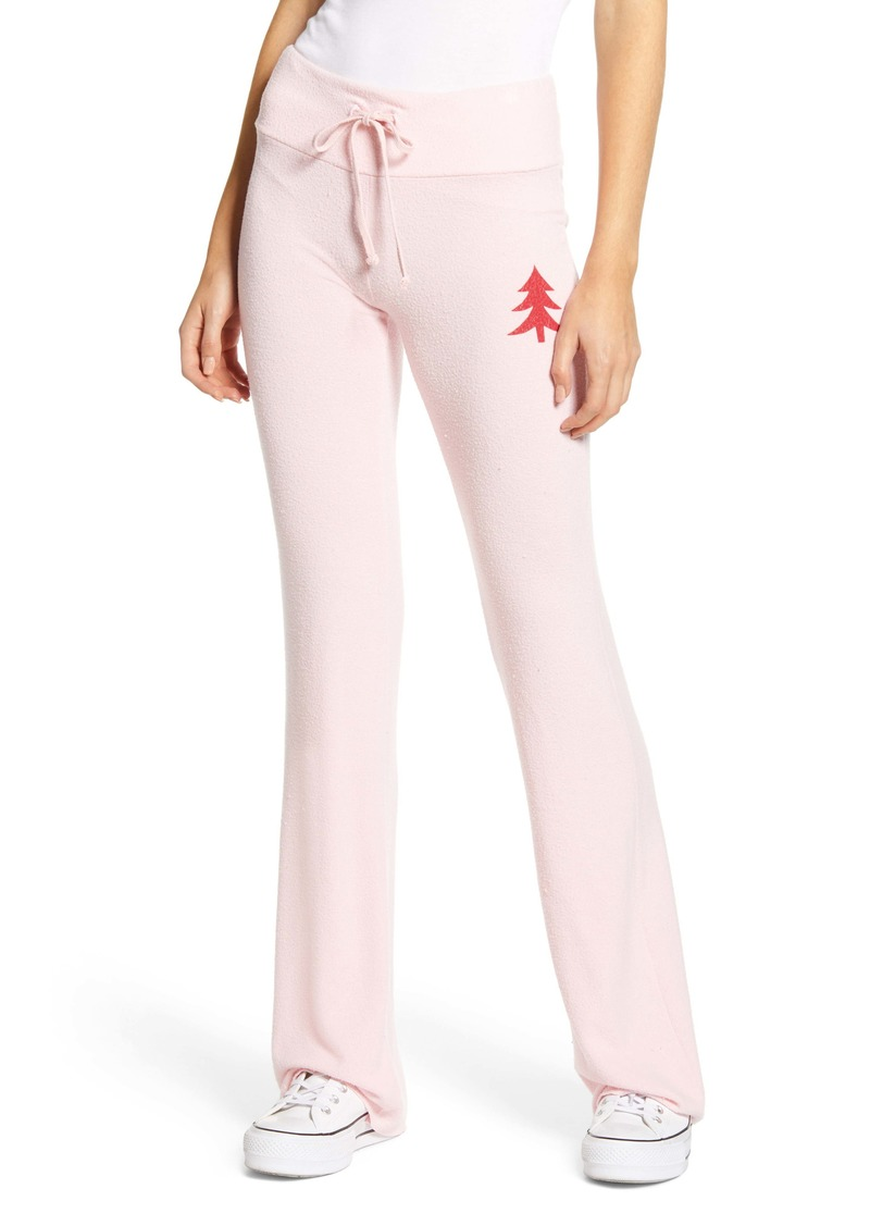 Wildfox Christmas Tree Lounge Pants