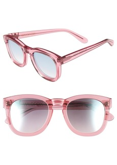 Wildfox 'Classic Fox - Deluxe' 52mm Sunglasses