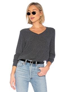 Wildfox Couture Baggy Beach V Sweatshirt